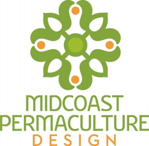 Midcoast Permaculture Design Logo